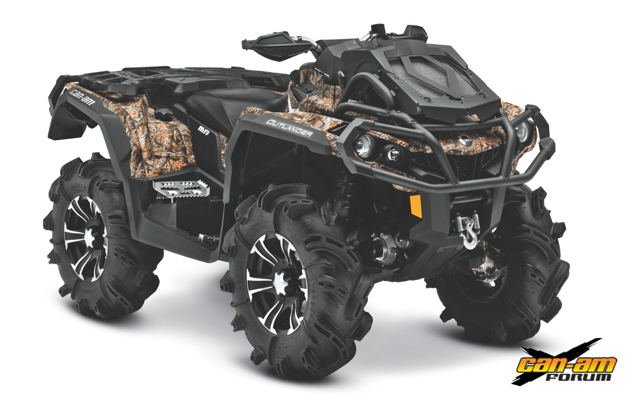 2014 Can Am Outlander Xmr Photos Can Am Atv Forum
