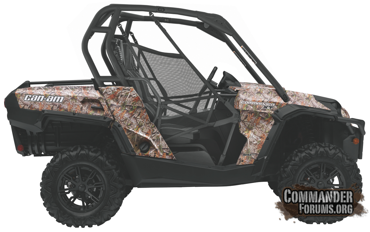 2014 can am commander 800xt photos can am commander forum. Black Bedroom Furniture Sets. Home Design Ideas