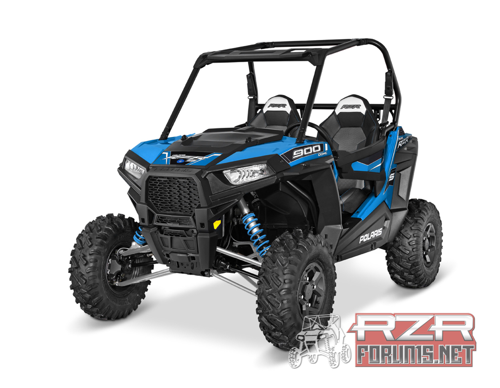 New Special FOX Edition RZRs and Limited Edition Colors ...