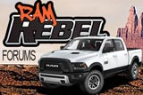 RAM Rebel Forum