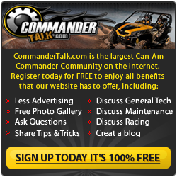 Register at Can-am Commander Talk